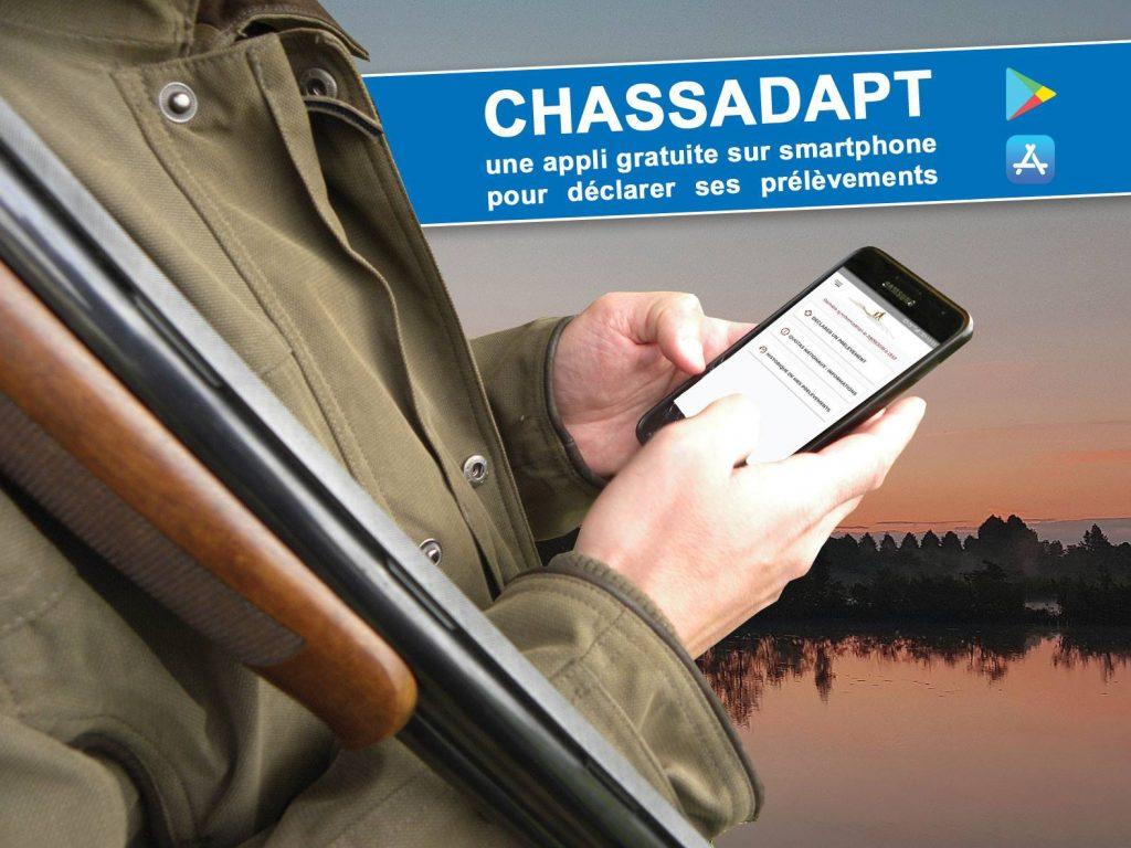 CHASSADAPT : L'APPLICATION POUR LA CHASSE DE LA BECASSE