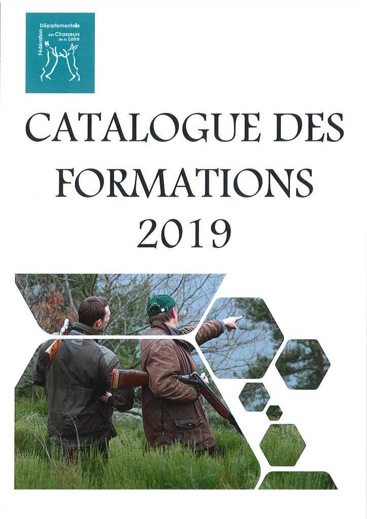 Catalogue des formations 2019