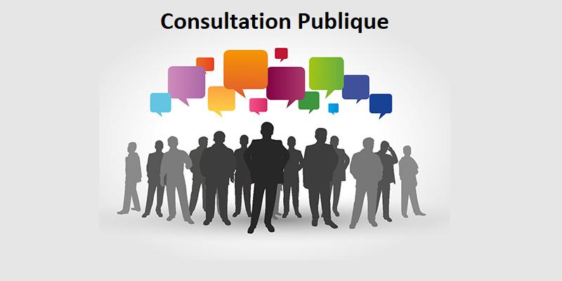 CONSULTATIONS PUBLIQUES – MOBILISEZ-VOUS !