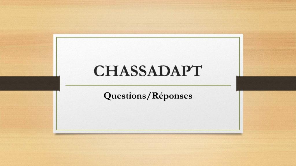 FAQ CHASSADAPT