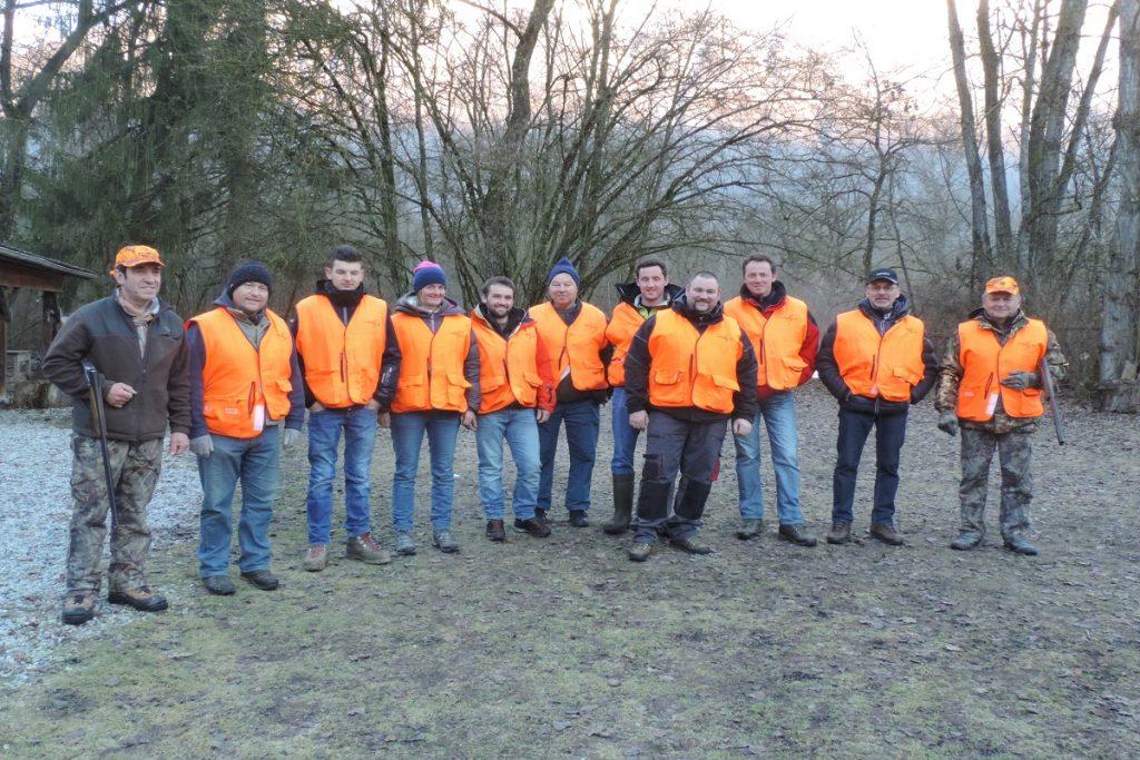 Sessions permis de chasser 2019
