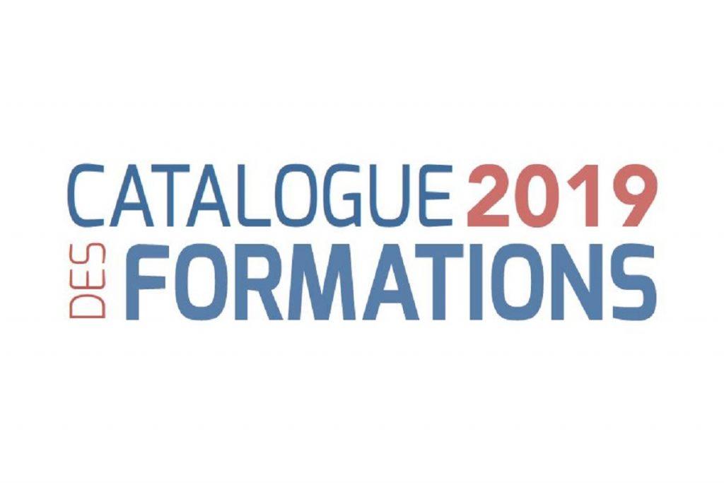 Catalogue de formation 2019