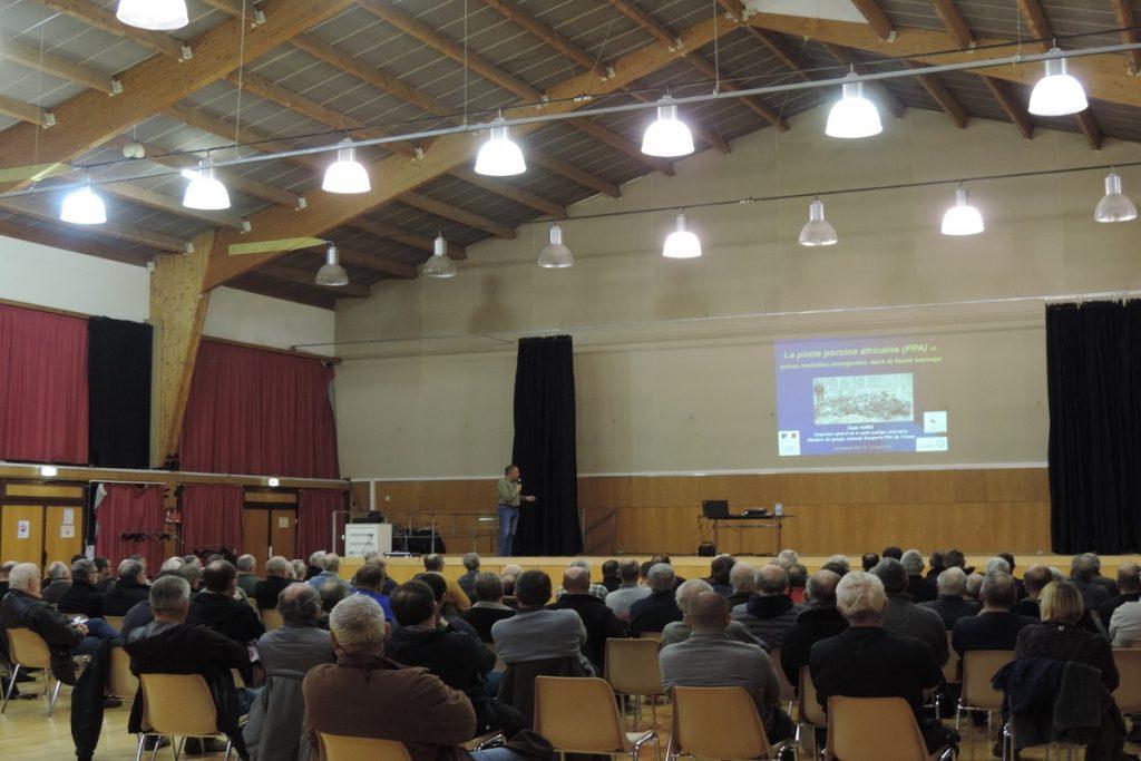 Conférence-débat PPA réussie