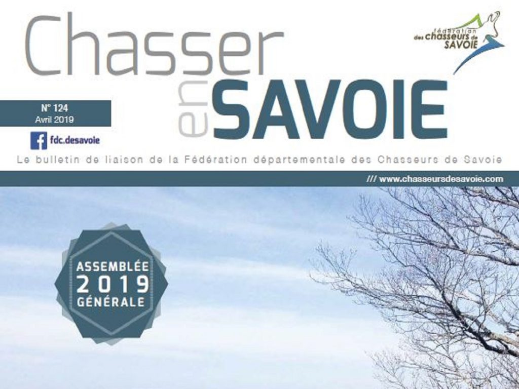 Dernier Chasser en Savoie