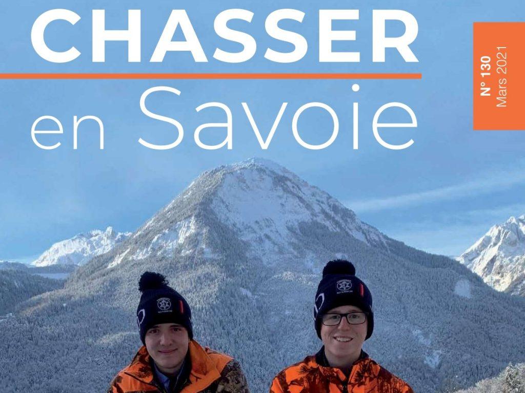 Chasser en Savoie