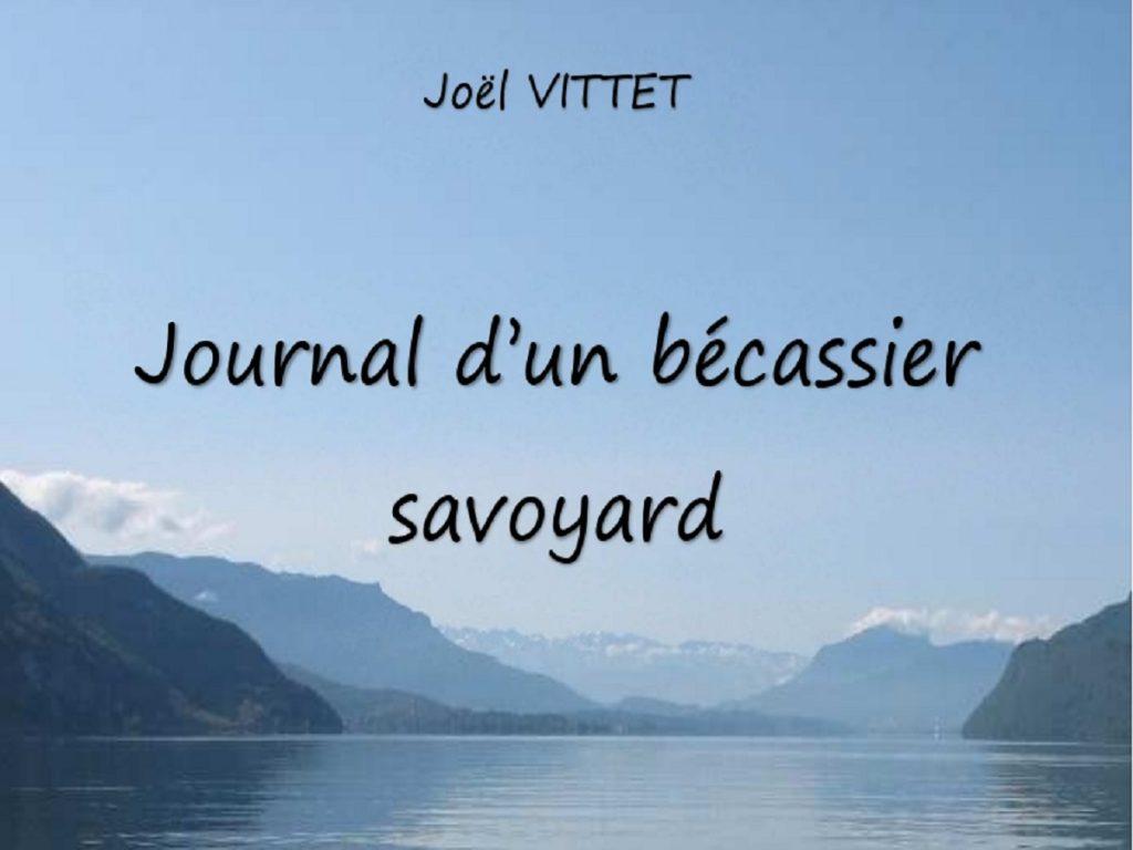 Journal d'un bécassier savoyard