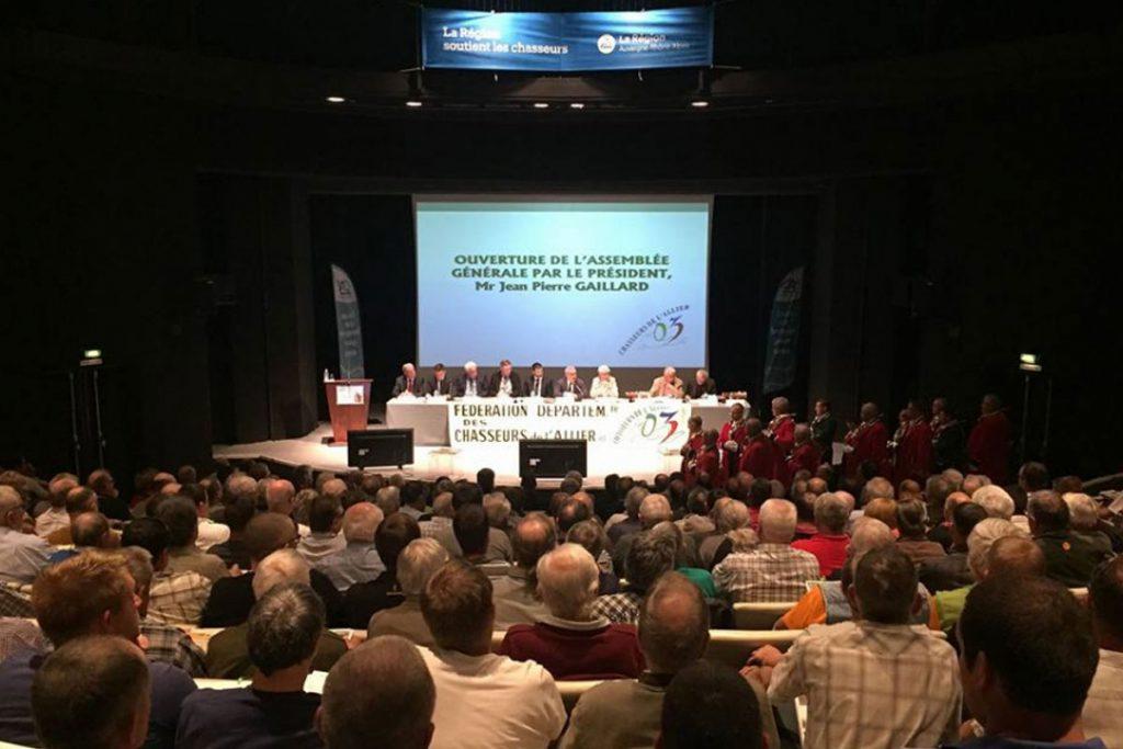 PRINCIPALES DECISIONS DE L'ASSEMBLEE GENERALE 2018