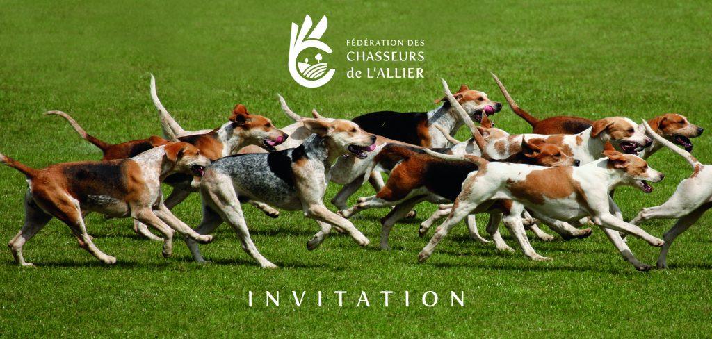 ASSEMBLÉE GÉNÉRALE DE LA FÉDÉRATION : chasseurs bourbonnais, vous êtes tous les bienvenus